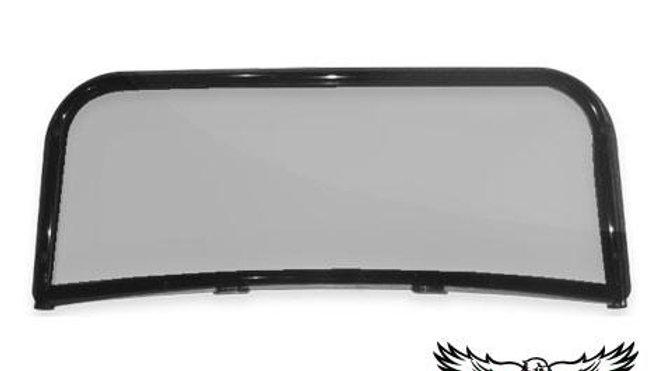 Sport Windshield, Club Car DS: Black Textured