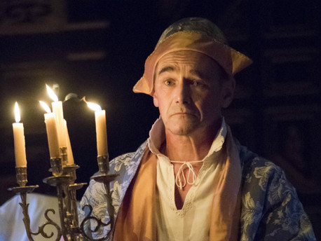 Variety Review: Mark Rylance in 'Farinelli and the King'