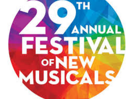 NAMT 29TH ANNUAL FESTIVAL OF THE NEW MUSICALS