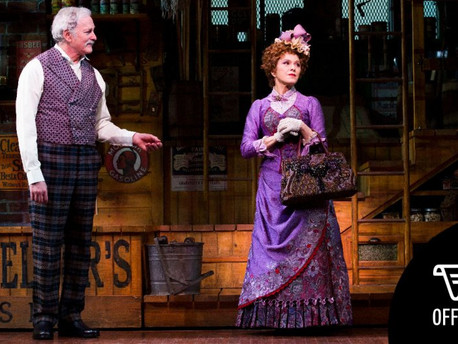 Victor Garber Puts Aside Firestorm to Touch Up His Musical Theater Roots in 'Hello, Dolly!'