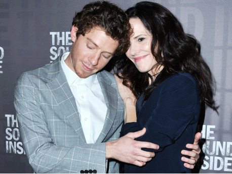 Mary-Louise Parker, Adam Rapp Celebrate 'The Sound Inside' Broadway Opening at Studio 54