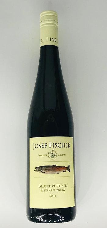 Josef Fischer Grüner Veltliner Ried Kreuzberg