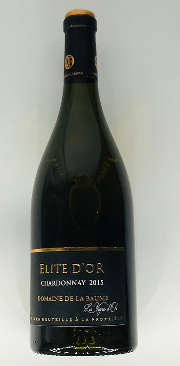 Elite D'or Chardonnay 2015