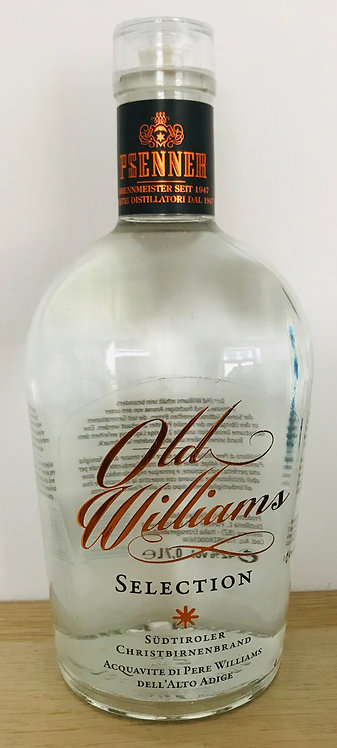 Psenner Old Williams Selection
