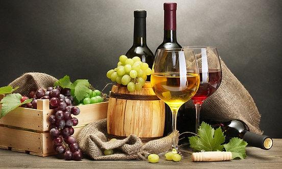 Weinverkostung de luxe