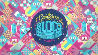 CARTOON NO BLOCO
