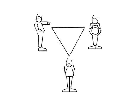 The Drama Triangle: Part 1
