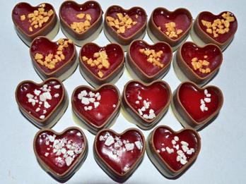 Valentijnpralines