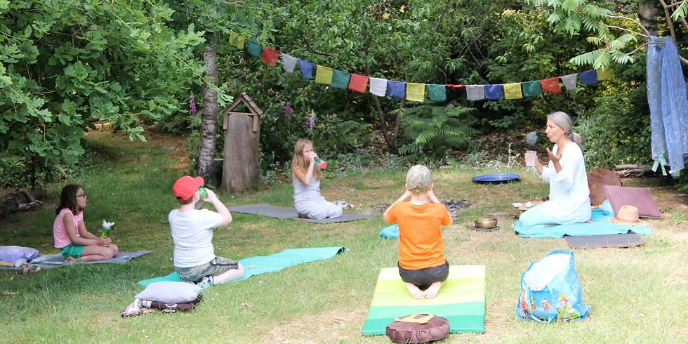 Lief voor je lijf: mindfulness, yoga en klank