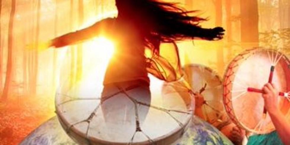 Drum- en klankcirkel: vier het leven!