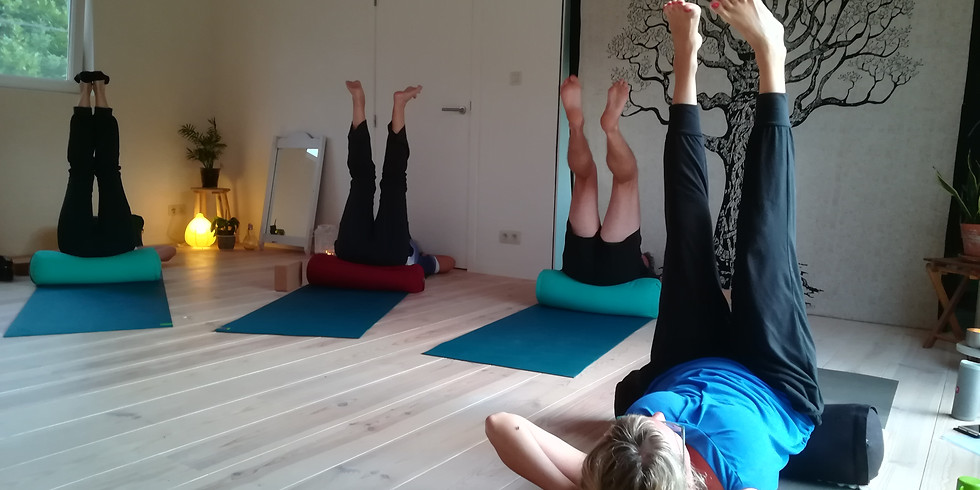 Blijf bij je lijf PUTTE: workshop relaxatie - mindfulness - klank