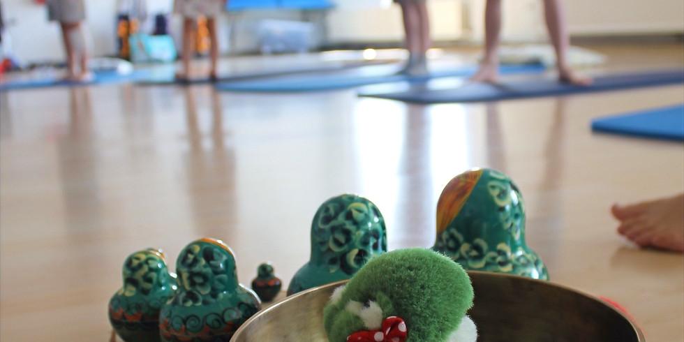 Lief voor je lijf - mindfulness, yoga en relaxatie voor kinderen