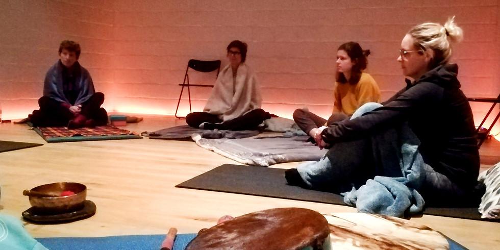 Blijf bij je lijf: workshop relaxatie - mindfulness - klank AFGELAST