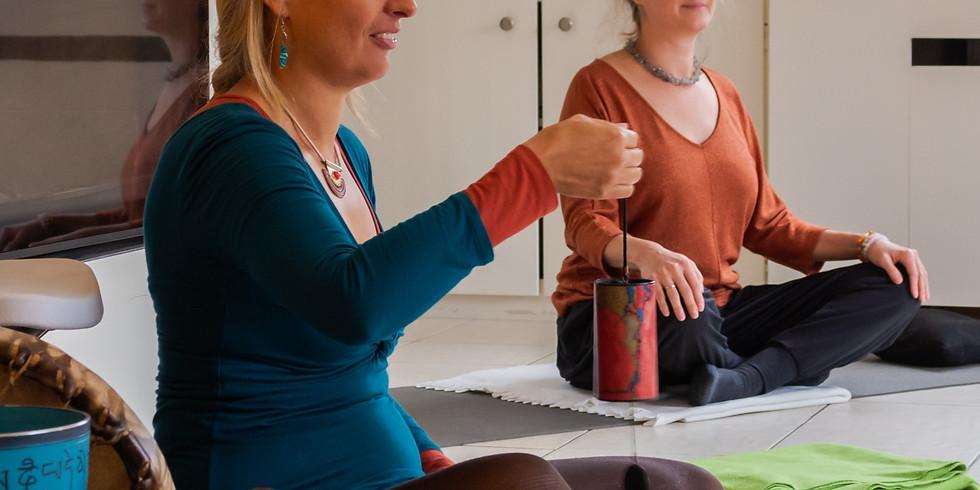 Blijf bij je lijf: relaxatie en mindfulness voor volwassenen Betekom