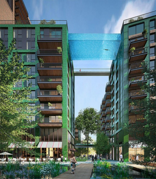 Sky Pool | HAL Architects