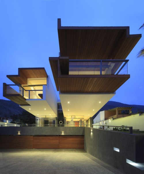 A House Forever | Longhi Architects