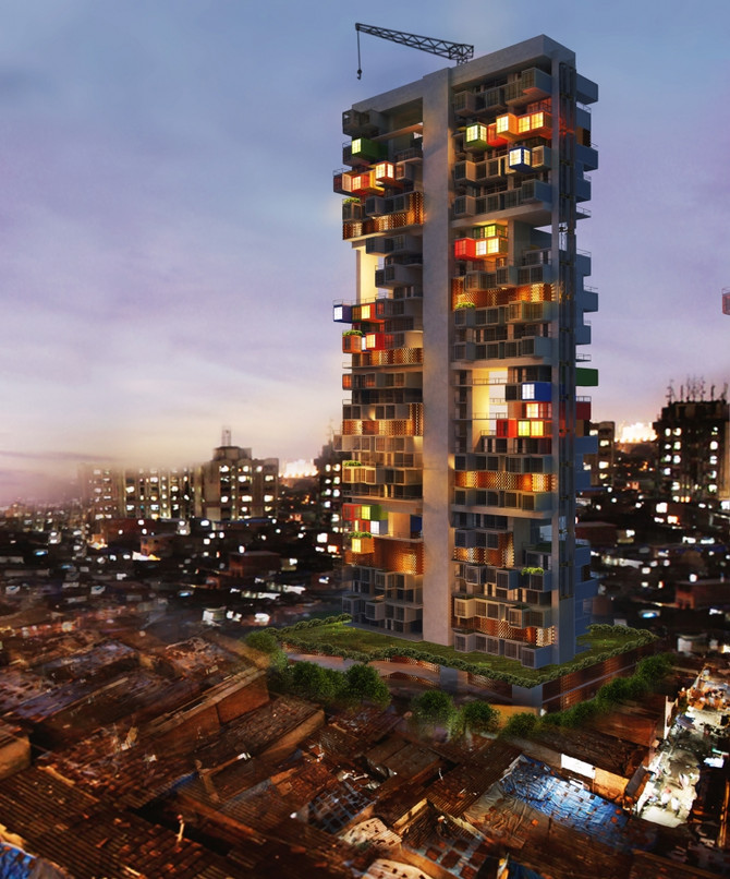 Shipping Containers As Housing Solution