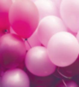粉紅色的氣球