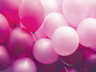 A week of pink and joy