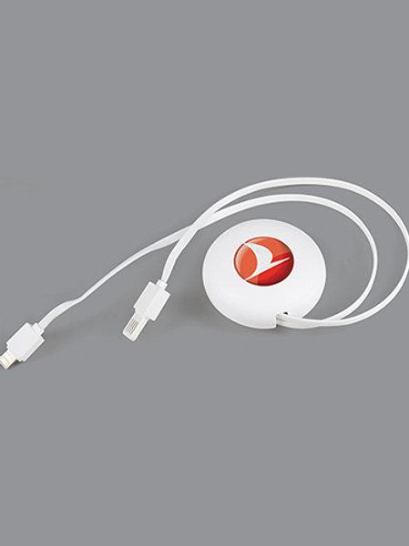 İKZ-1417 / Yoyo Çoklu Şarj Kablosu