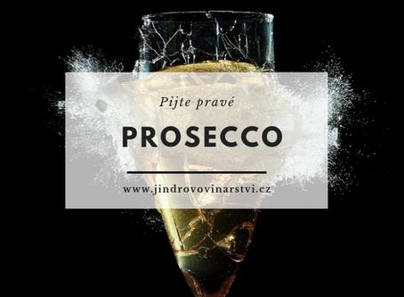 Pijte pravé Prosecco!