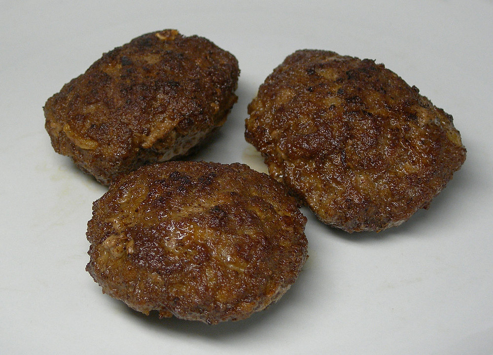 Berlin meat patties (Boulette)