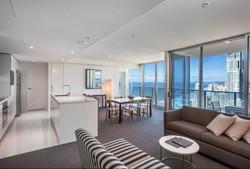 HSP 2 Bed Ocean Residence Living