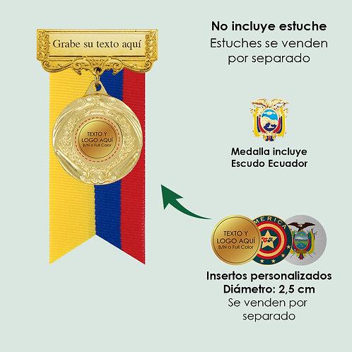 Medalla KITMED70C