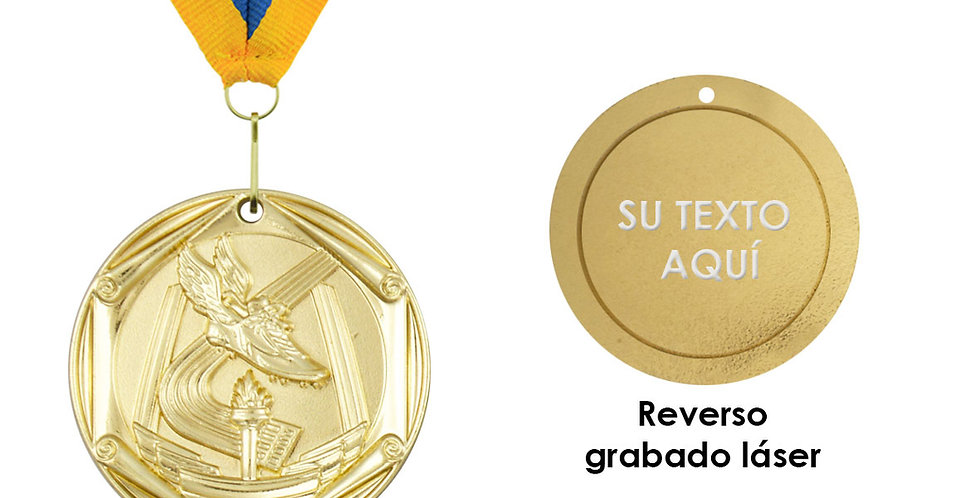 Serie NDD Atletismo