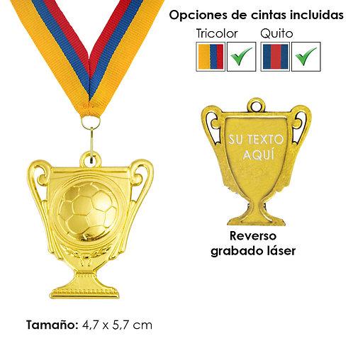 Serie TC13 Fútbol