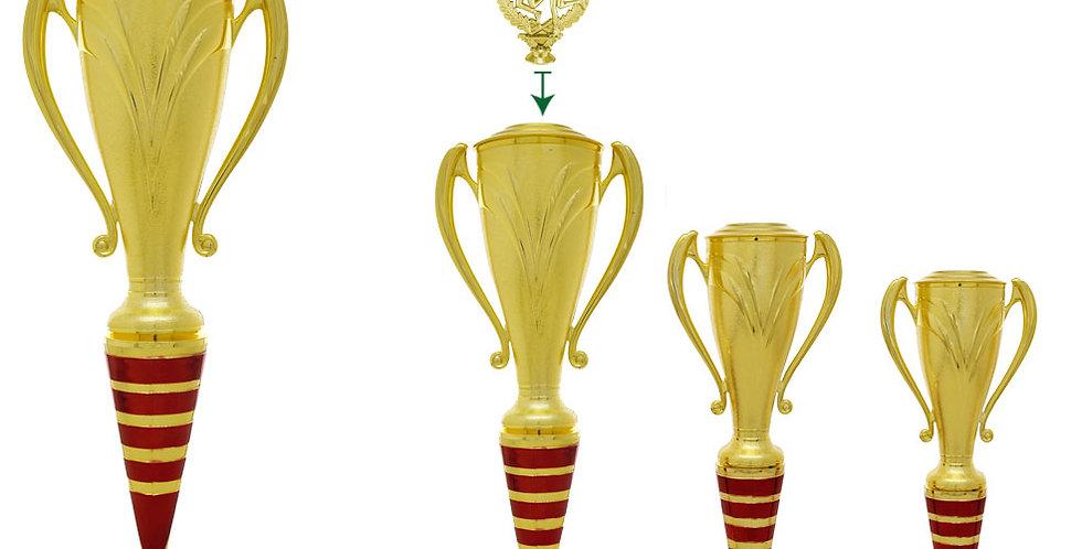 Trofeos deportivos en Ecuador