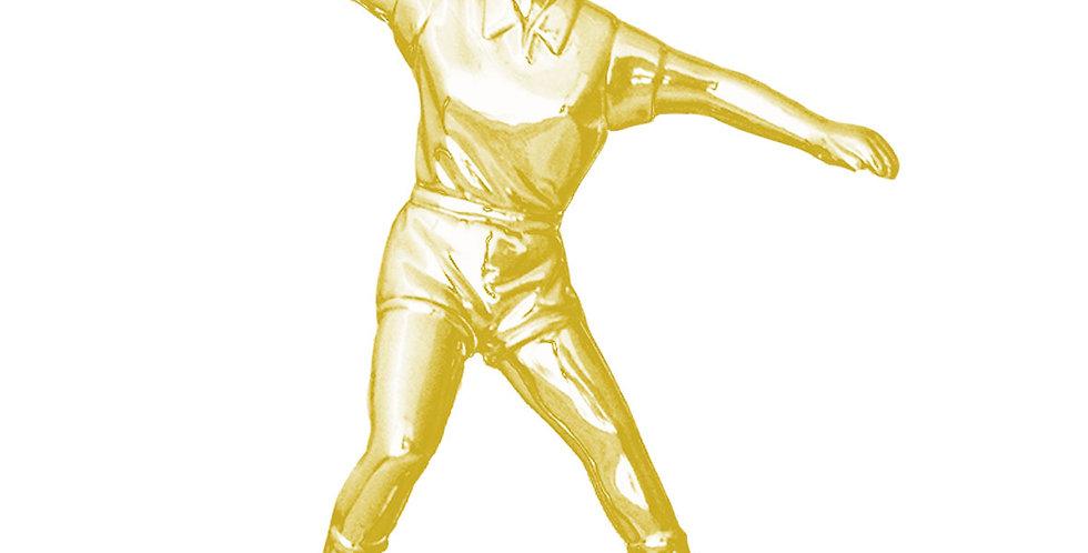 Figura Ping pong Femenino (12,5 cm)