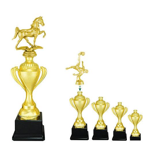 Trofeos deportivos, Trofeos de Fútbol