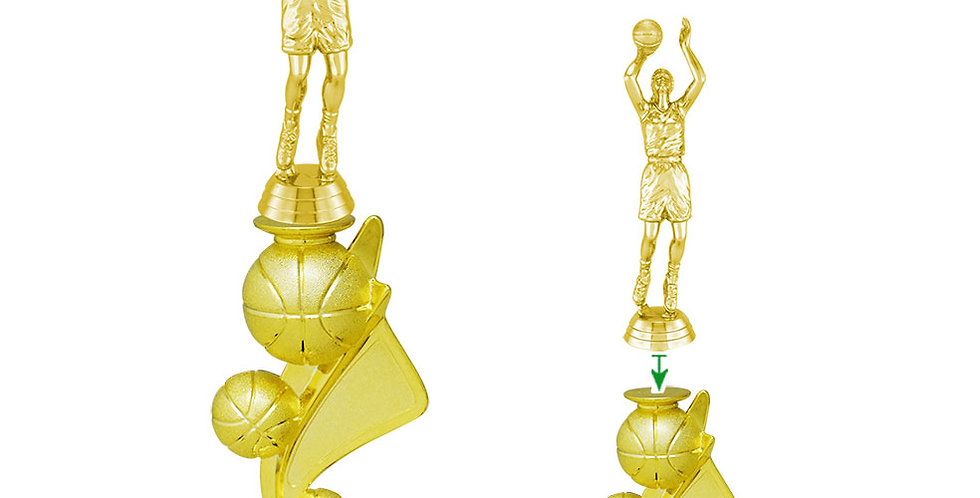 Trofeo de Basquet, Trofeos deportivos