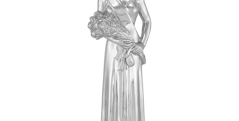 Figura Reina de Belleza (15 cm)