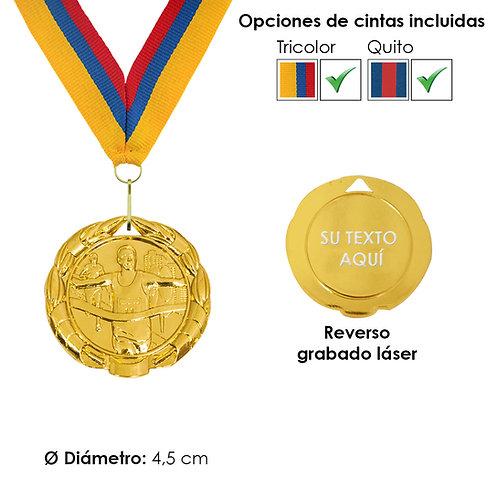 Serie TC11 Atletismo