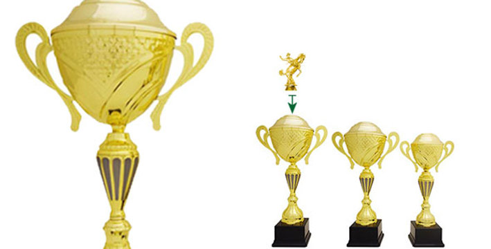 Trofeos deportivos, Trofeos de Fútbol, Campeonato de Fútbol, Trofeos Castro, Premio Motocross, Trofeos de Motocross