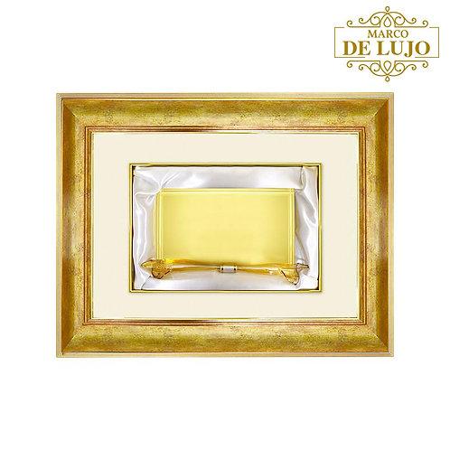 Marco de Lujo Dorado 1000