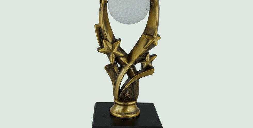 Trofeo especial mini golf
