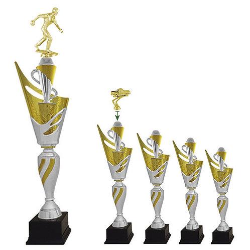 Trofeos deportivos, Trofeos de Fútbol, Campeonato de Bolos, Trofeos Castro, Premio Bolos, Trofeos de Bolos