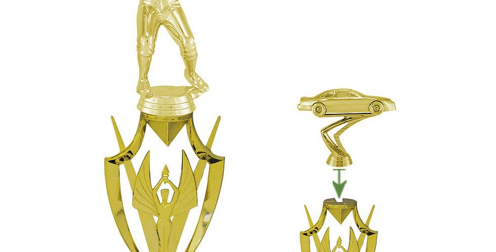 Trofeos en Quito, Trofeos Castro