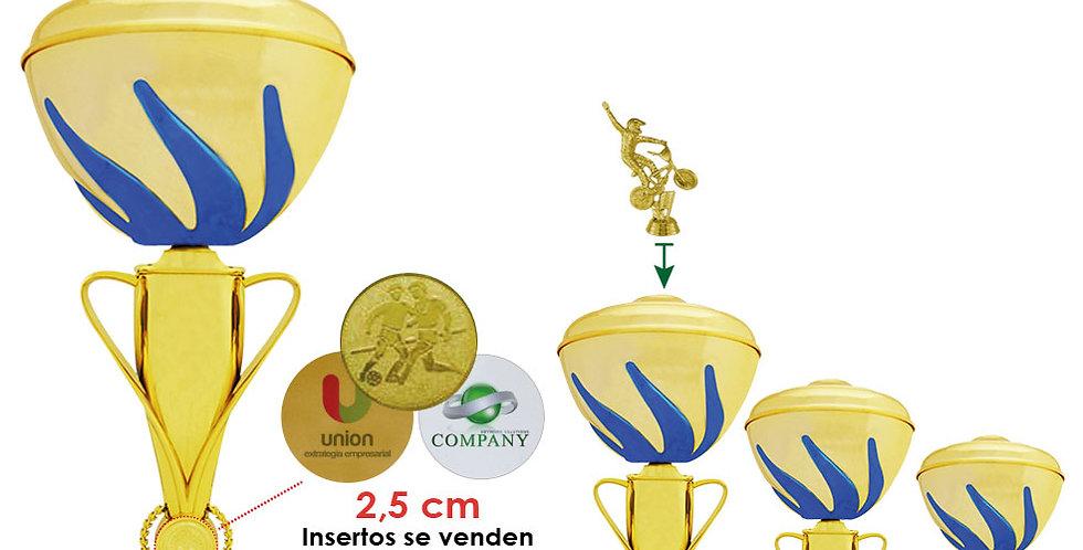 Trofeos en Ecuador, Trofeos Castro