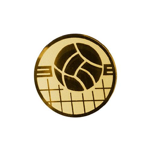 Trofeos deportivos de voleibol