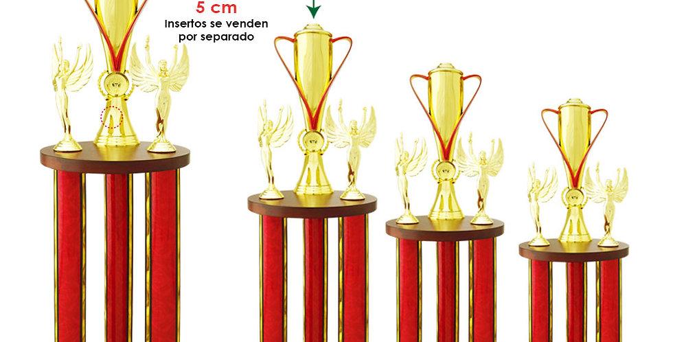 Trofeo Copa Girasol Rojo
