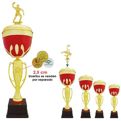 Trofeos deportivos, Trofeos Castro