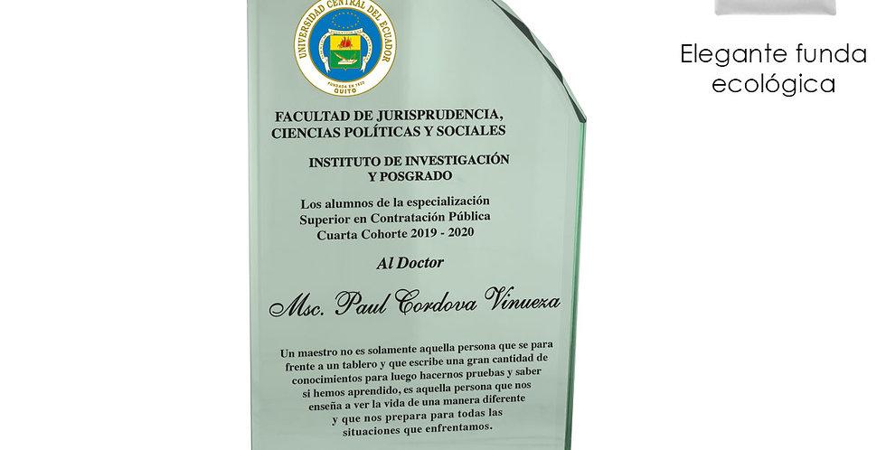 Placas de Cristal en Quito