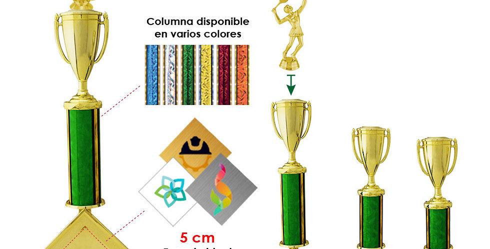 Trofeos deportivos economicos