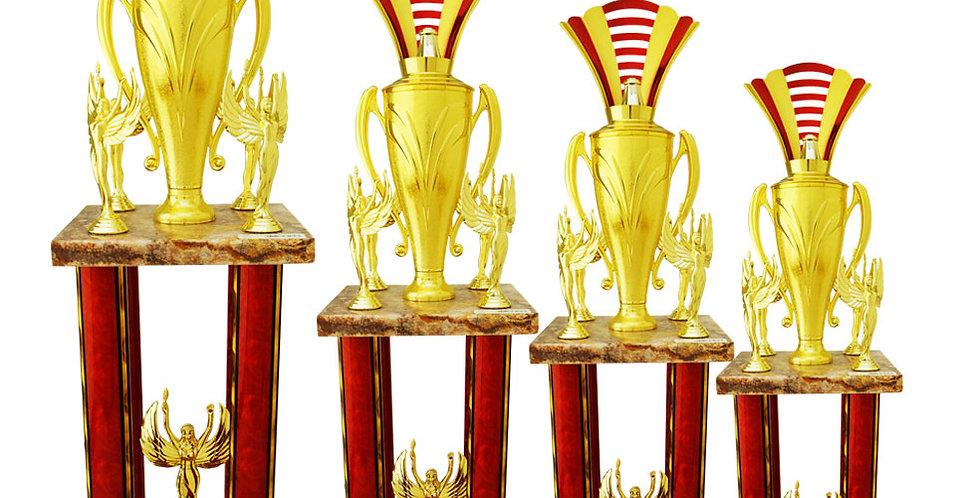 Trofeo Columna Rojo