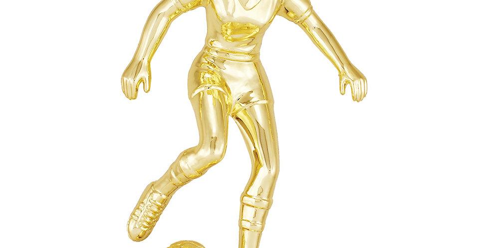 Trofeos de fútbol femenino en Quito