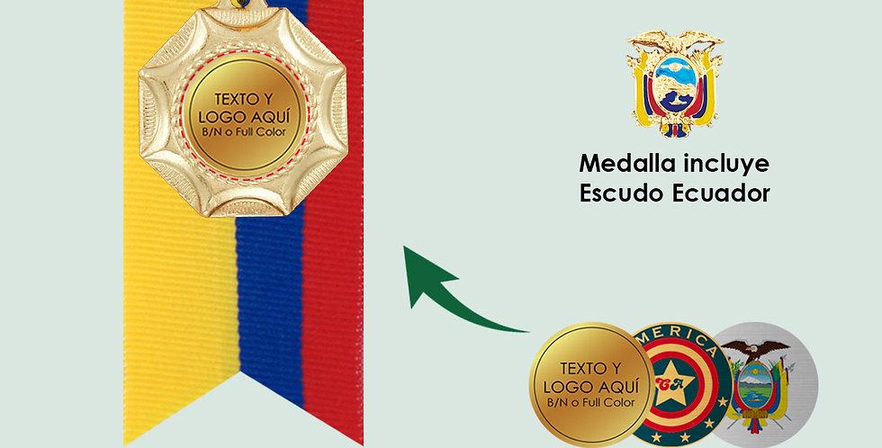 Medalla KITMED29C